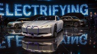 Hvězdou Frankfurtu bylo BMW. Čím tolik zaujalo?
