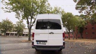 Recenze osobní verze dodávky Volkswagen Crafter Kombi (BUS) 2.0 TDI/130 kW