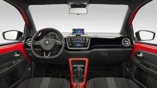 Nová Škoda Citigo ve sportovním provedení Monte Ca