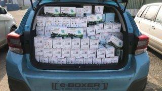 Česká pobočka Subaru pomohla rozvézt respirátory do dětských domovů. Vyhlašuje sbírku na pomoc dětem