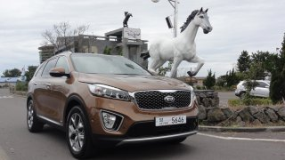 Sorento je neznámá americká vesnice, ale také největší korejské SUV