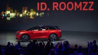 Volkswagen ID. ROOMZZ 3