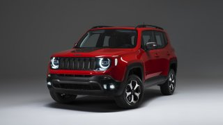 Jeep Renegade Plug-in Hybrid 4