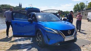 Nissan v Česku vstává z popela. Ukázal novou generaci populárního Qashqaie, bude stát od 539 tisíc