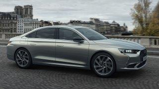 Německou šlechtu velkých sedanů má zasáhnout nečekaný francouzský úder z Číny: DS 9