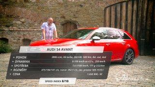 Audi S4 Avant SPEED INDEX