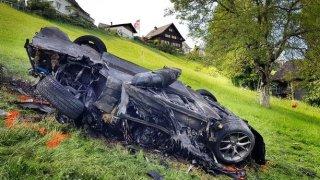 Nehoda Richarda Hammonda - Obrázek 1