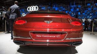 Bentley Continental GT 2018 4