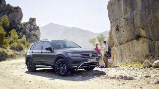 Volkswagen Tiguan rozšiřuje nabídku o verzi OFFROAD