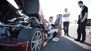 Koenigsegg Agera RS rekord 4