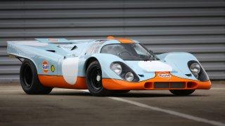 Rekordní filmové Porsche se prodalo za stamilion