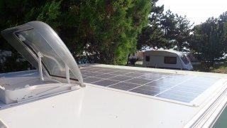 Jak moc je účinný solární systém minikaravanu?