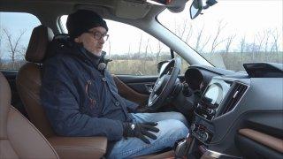 Radek Vrtal a Subaru Forester e-Boxer