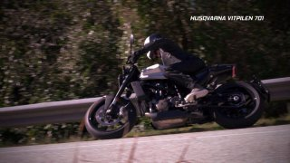 Recenze stylového motocyklu Husqvarna Vitpilen 701
