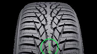 Indikátor opotřebení pneu