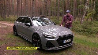 Recenze Audi RS6 Avant (repríza)