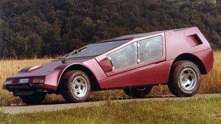 Bizarní auto z Lichtenštejnska mělo patřit mezi nejrychlejší sporťáky světa. Vzniklo ale z Brouka
