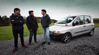 Fiat Multipla buď milujete, nebo nechápete.