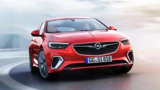 Opel Insignia GSi 1