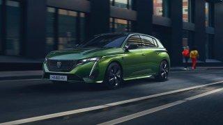 Peugeot zveřejnil české ceny nové generace hatchbacku 308. Je drahý, přesto levnější než VW Golf