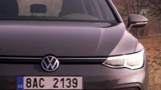 Recenze Volkswagenu Golf VIII 1.5 eTSI DSG Style