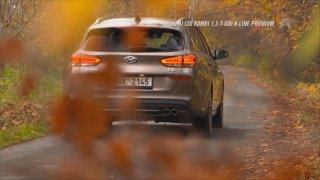 Hyundai i30 kombi N-Line jsme postavili proti osmi konkurenčním kombíkům