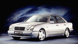 E 50 AMG: 255 kW a 480 Nm za cenu litrového třívál