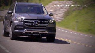 Recenze Mercedesu-Benz GLS 450 4MATIC