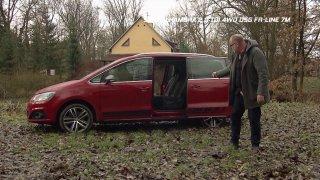 Test rodinného MPV Seat Alhambra 2.0 TDI 4WD DSG