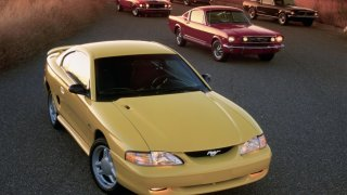 Ford Mustang GT Coupe 1994