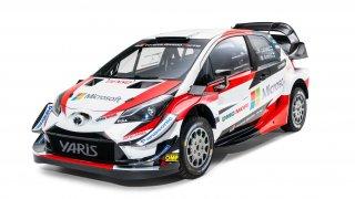 Toyota Yaris WRC 2018