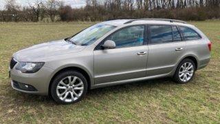 Škoda Superb 350 000 km