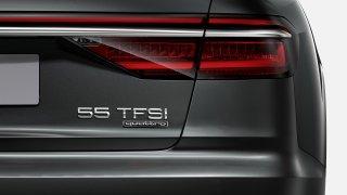 Nová označení Audi 1