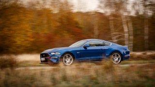 Ford Mustang jízdní 6