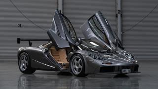 Do aukce míří unikátní verze McLarenu F1. Může se prodat za půl miliardy korun