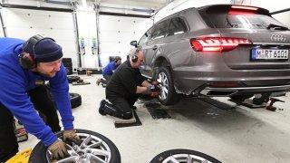 První letošní test zimních pneumatik. Pozor na laciné a čínské gumy, totálně propadly