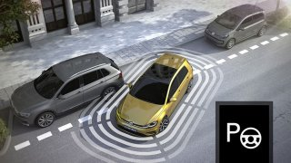 Asistenční systémy usnadní parkování
