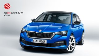 Red Dot Award pro model Škoda Scala