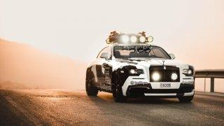 Rolls-Royce Wraith Jona Olssona 4