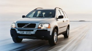 Volvo XC90 (2002-14)