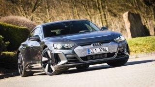 Jízdní dojmy: Špičkové Audi RS e-tron GT má výkon jako F1 před 30 lety. Místy nahání strach