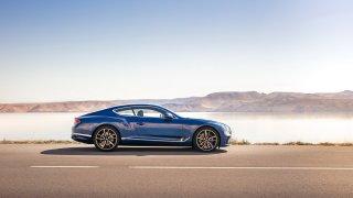 Bentley odhalilo nový Continental GT, vládce luxus