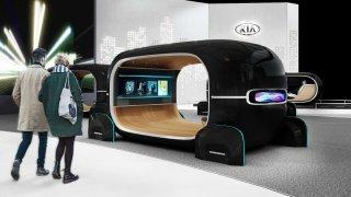 Kia představí v Las Vegas nové technologie