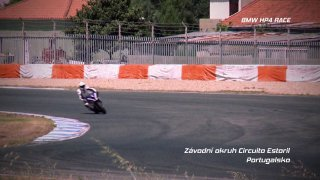 Test BMW HP4 Race