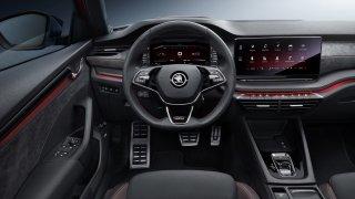 Nová Škoda Octavia RS