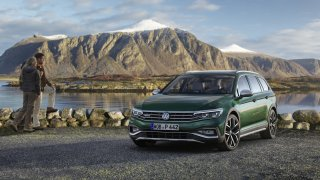 Volkswagen Passat Alltrack 2019 4