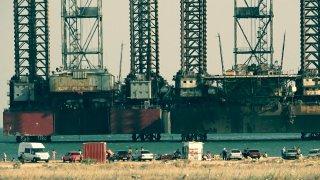 Fotr na tripu 36: Místo jachet zde kotví ropné plošiny