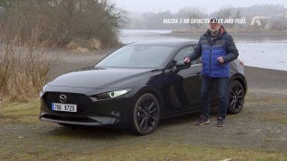 Test Mazdy 3 hatchback Skyactiv-X 180 AWD Plus