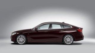Nové pohodlné BMW dostalo jméno 6 GT 3