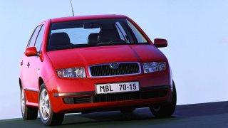 Na prodej je Škoda Fabia první generace, ujela jen 2000 km. Za 150 tisíc to je koupě roku